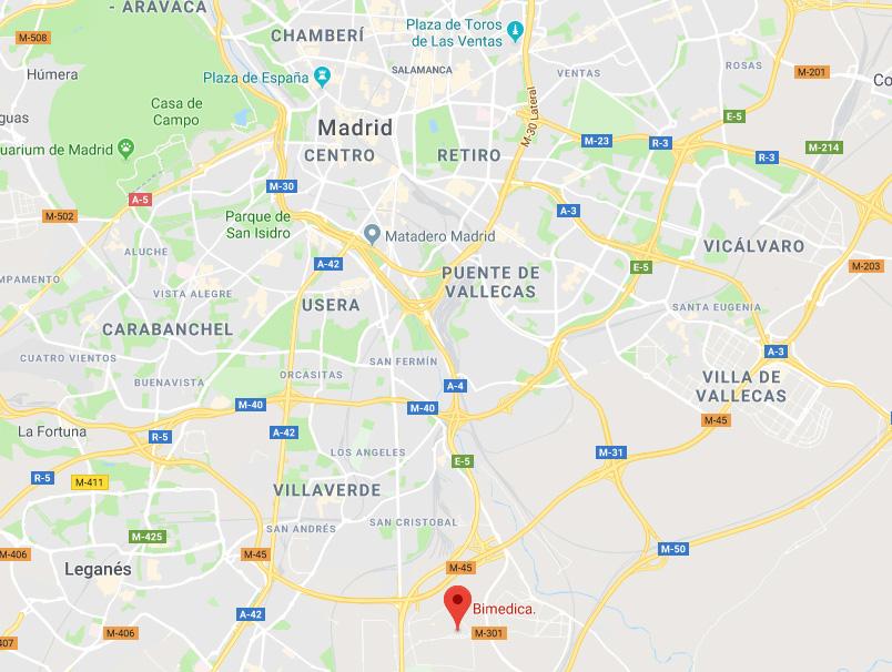 Bimedica Madrid
